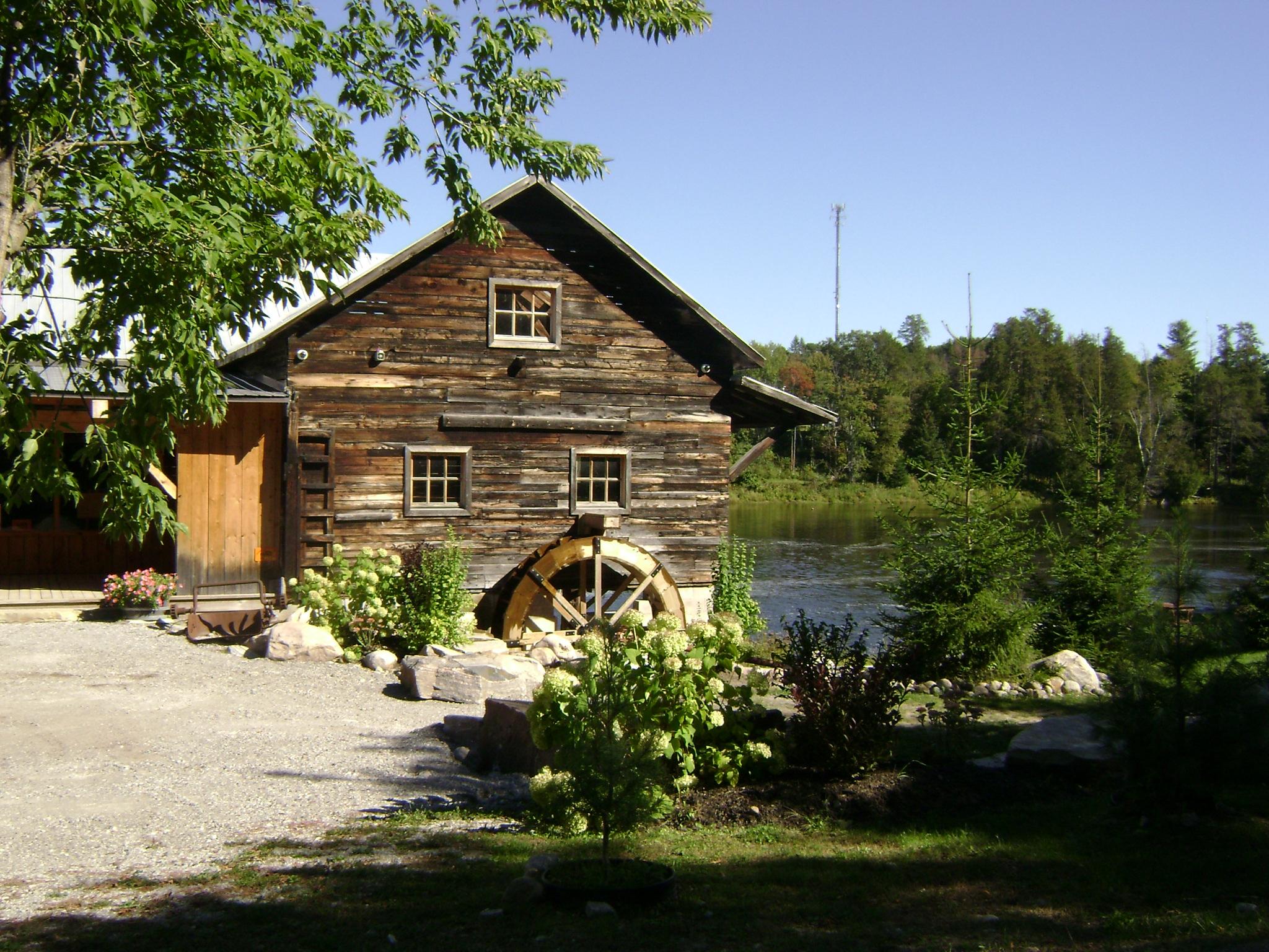 Kinmount Sawmill